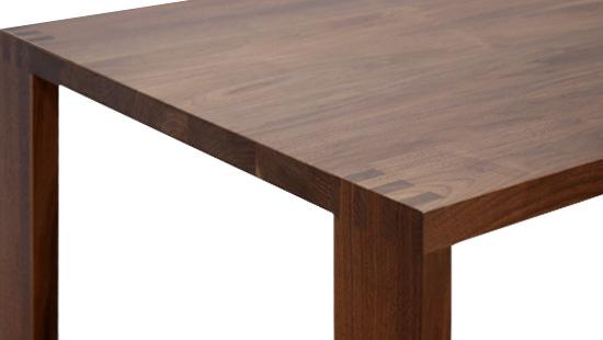 details zu esstisch tisch nussbaum massiv ge lt kufstein pictures to pin on pinterest. Black Bedroom Furniture Sets. Home Design Ideas